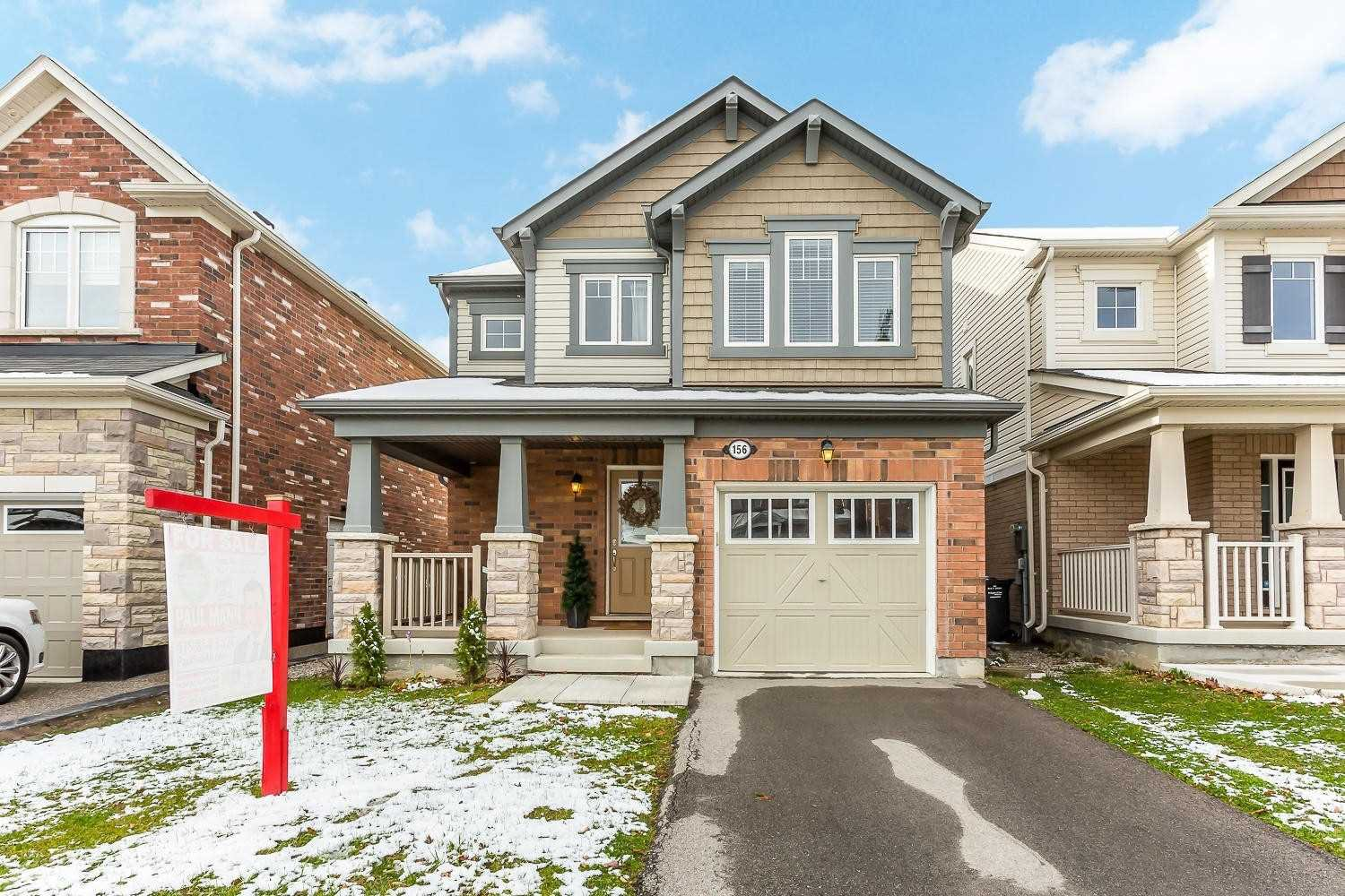 Main Photo: 156 Buick Boulevard in Brampton: Northwest Brampton House (2-Storey) for sale : MLS®# W4633707