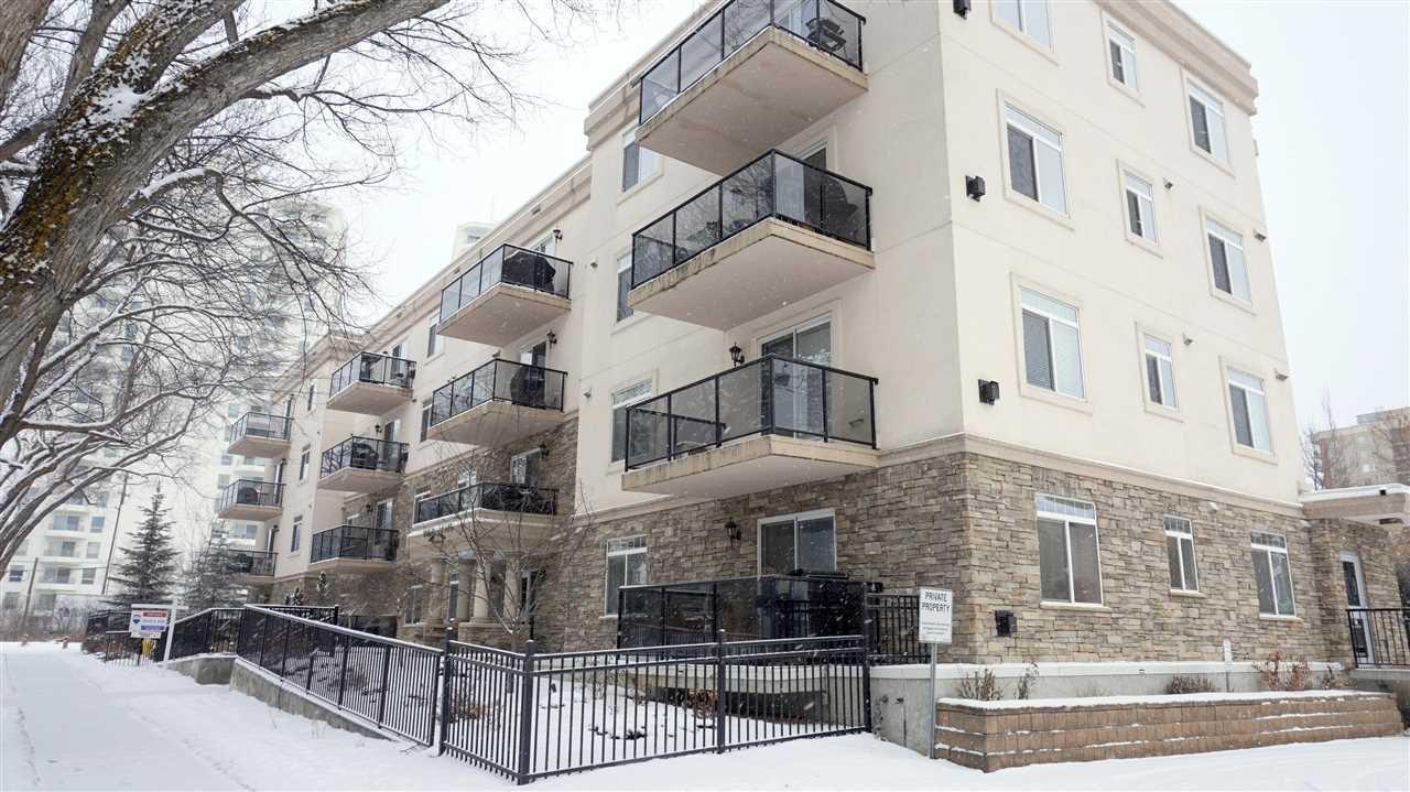 Photo 21: Photos: 407 8631 108 Street in Edmonton: Zone 15 Condo for sale : MLS®# E4182004