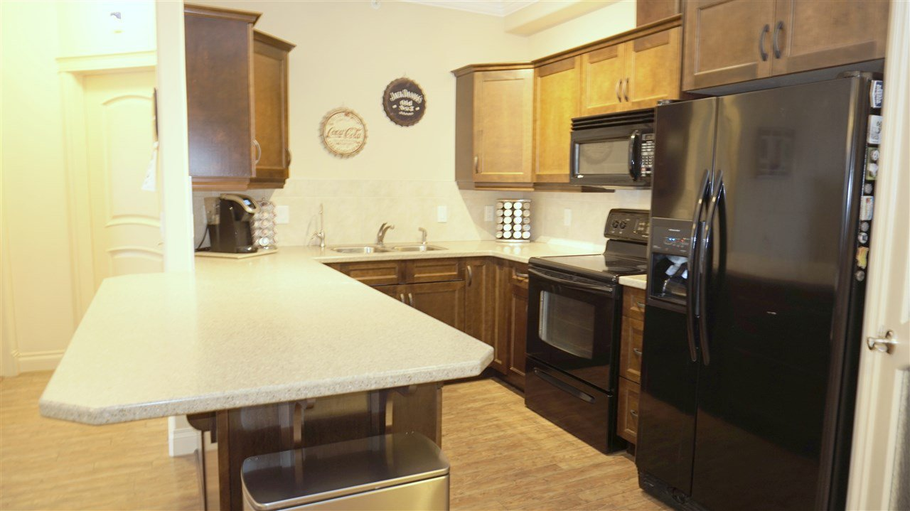 Photo 6: Photos: 407 8631 108 Street in Edmonton: Zone 15 Condo for sale : MLS®# E4182004
