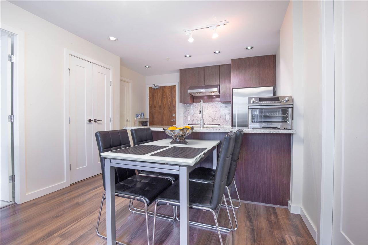 "Main Photo: 515 8633 CAPSTAN Way in Richmond: West Cambie Condo for sale in ""PINNACLE LIVING AT CAPSTAN"" : MLS®# R2472828"