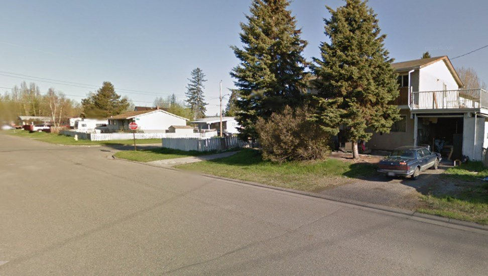 Main Photo: 1350 - 1360 MONKLEY Avenue in Prince George: VLA Duplex for sale (PG City Central (Zone 72))  : MLS®# R2484371