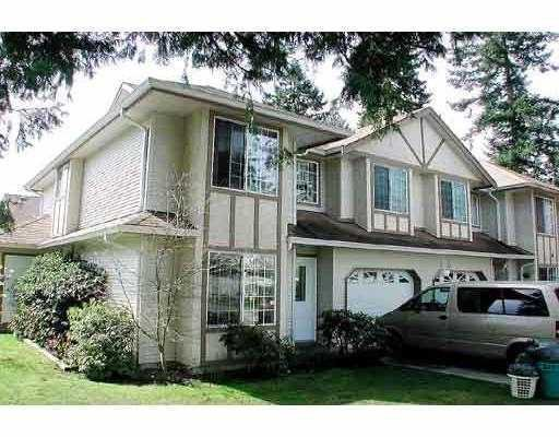 Main Photo: 12 21409 DEWDNEY TRUNK Road in Maple_Ridge: West Central Townhouse for sale (Maple Ridge)  : MLS®# V645652