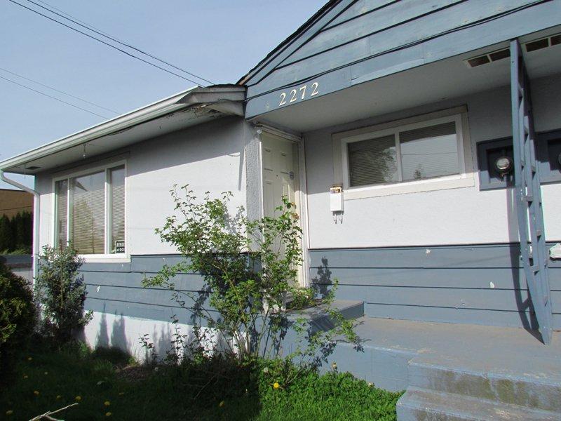 Main Photo: 2272 MCCALLUM RD in ABBOTSFORD: Central Abbotsford House 1/2 Duplex for rent (Abbotsford)