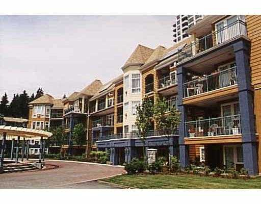 "Main Photo: 208 3075 PRIMROSE Lane in Coquitlam: North Coquitlam Condo for sale in ""LAKESIDE COMPLEX"" : MLS®# V668322"