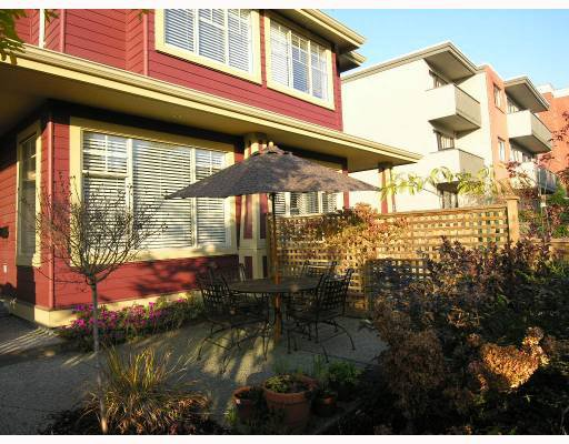 Photo 8: Photos: 253 E 13TH Avenue in Vancouver: Mount Pleasant VE Townhouse for sale (Vancouver East)  : MLS®# V676746