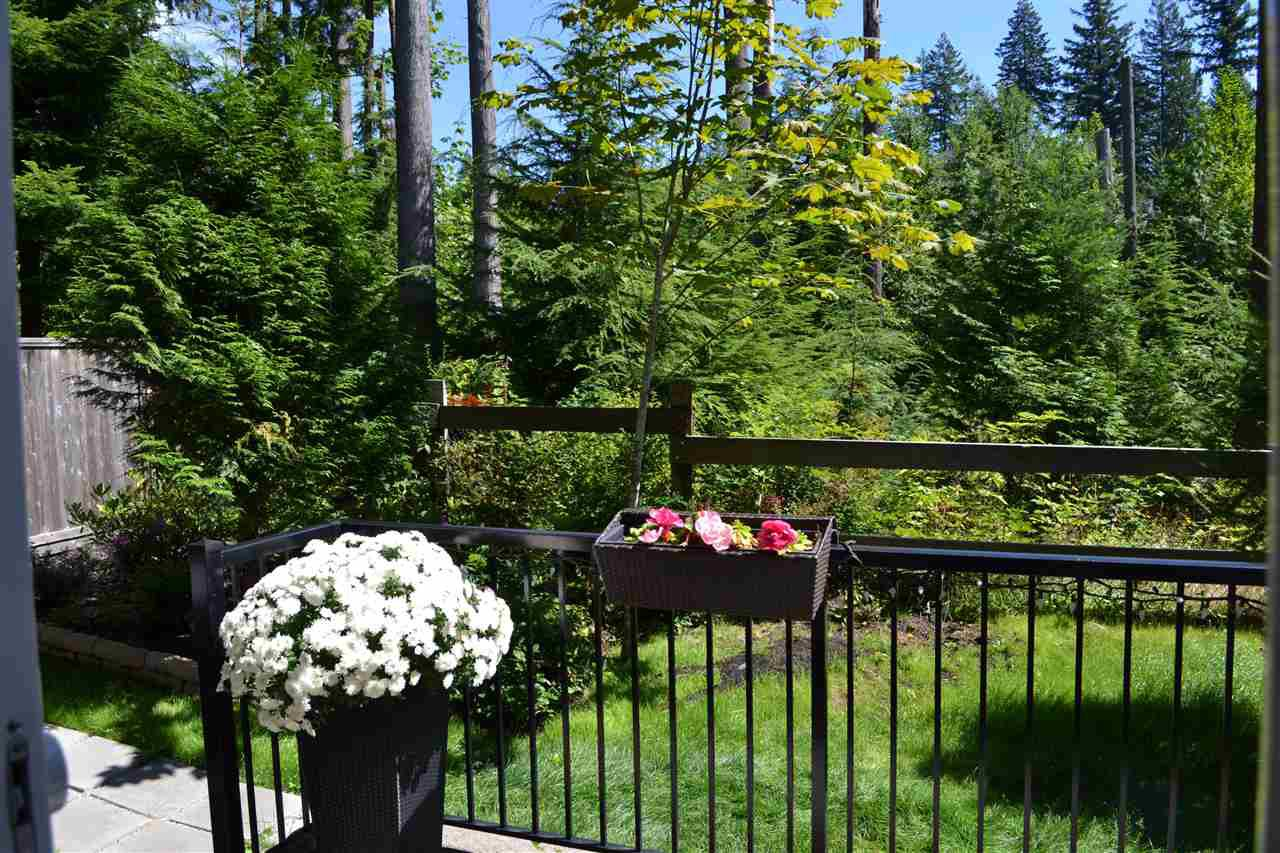 Main Photo: 201 1405 DAYTON Street in Coquitlam: Burke Mountain Townhouse for sale : MLS®# R2480345