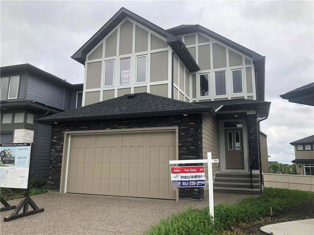 Main Photo: 30 SILVERADO CREST Bay SW in Calgary: Silverado Detached for sale : MLS®# A1019218
