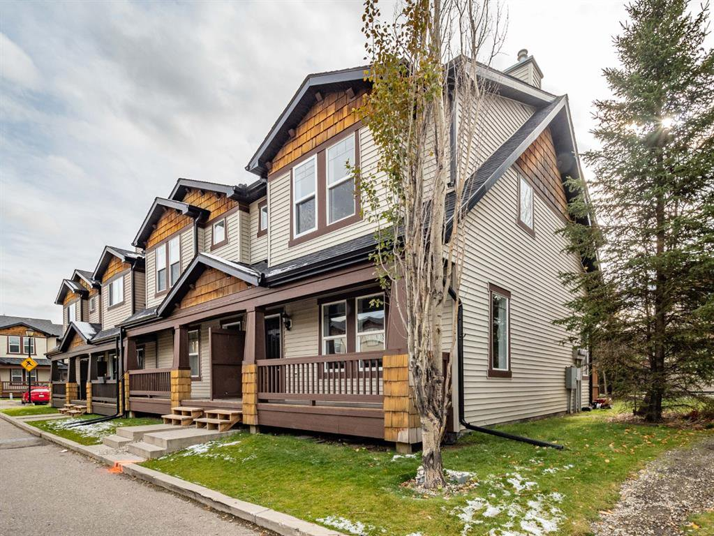 Main Photo: 153 Panatella Park NW in Calgary: Panorama Hills Row/Townhouse for sale : MLS®# A1043030