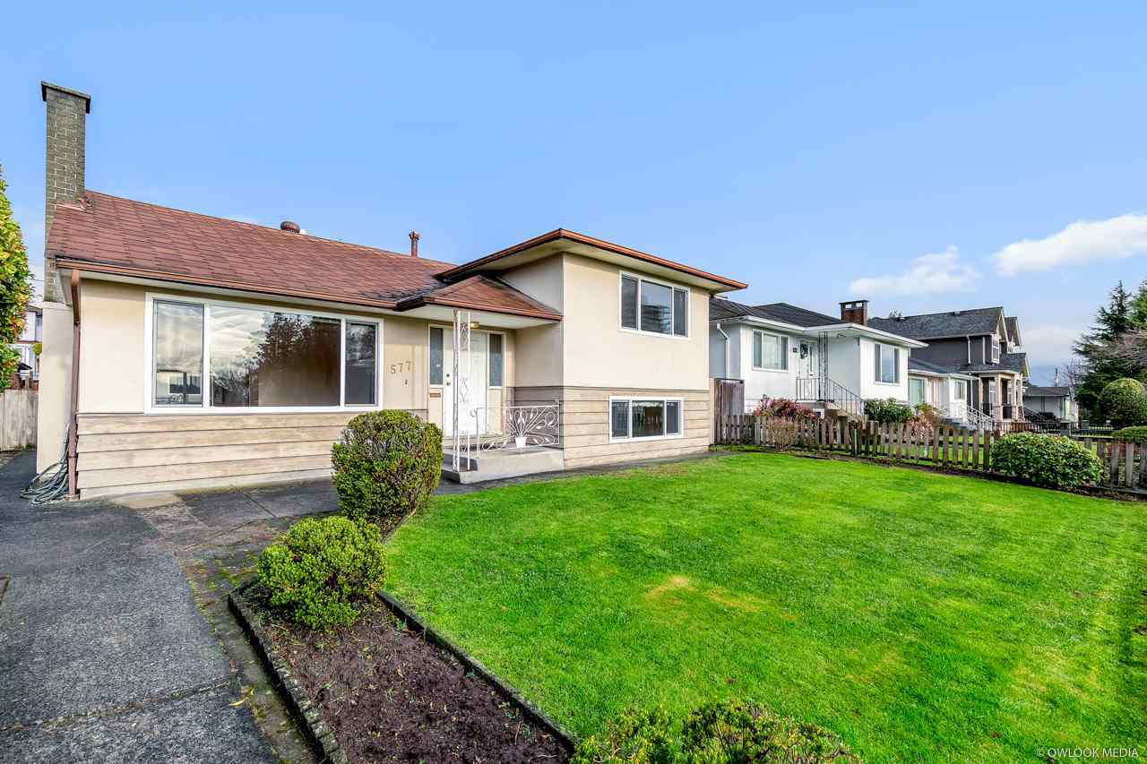 Main Photo: 577 W 63RD Avenue in Vancouver: Marpole House for sale (Vancouver West)  : MLS®# R2524291