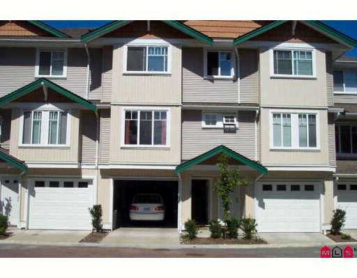 """Main Photo: 128 12711 64TH Avenue in Surrey: West Newton Townhouse for sale in """"PALETTE ON THE PARK"""" : MLS®# F2722436"""