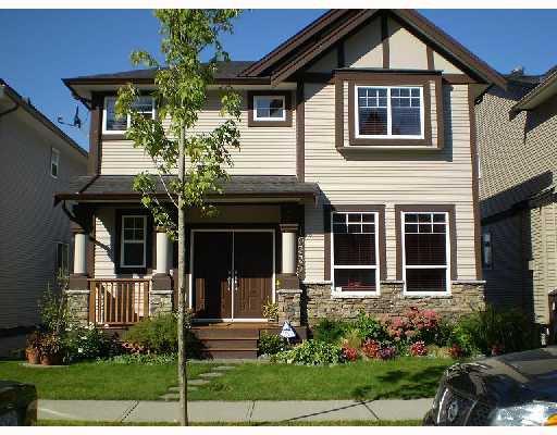 "Main Photo: 10337 244TH Street in Maple_Ridge: Albion House for sale in ""CALEDON LANDING"" (Maple Ridge)  : MLS®# V669771"