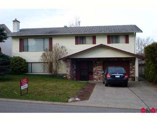 Main Photo: 32853 GATEFIELD Avenue in Abbotsford: Central Abbotsford House for sale : MLS®# F2805863