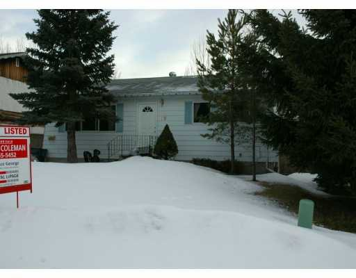 Main Photo: 479 DORNBIERER in Prince George: Heritage House for sale (PG City West (Zone 71))  : MLS®# N169772
