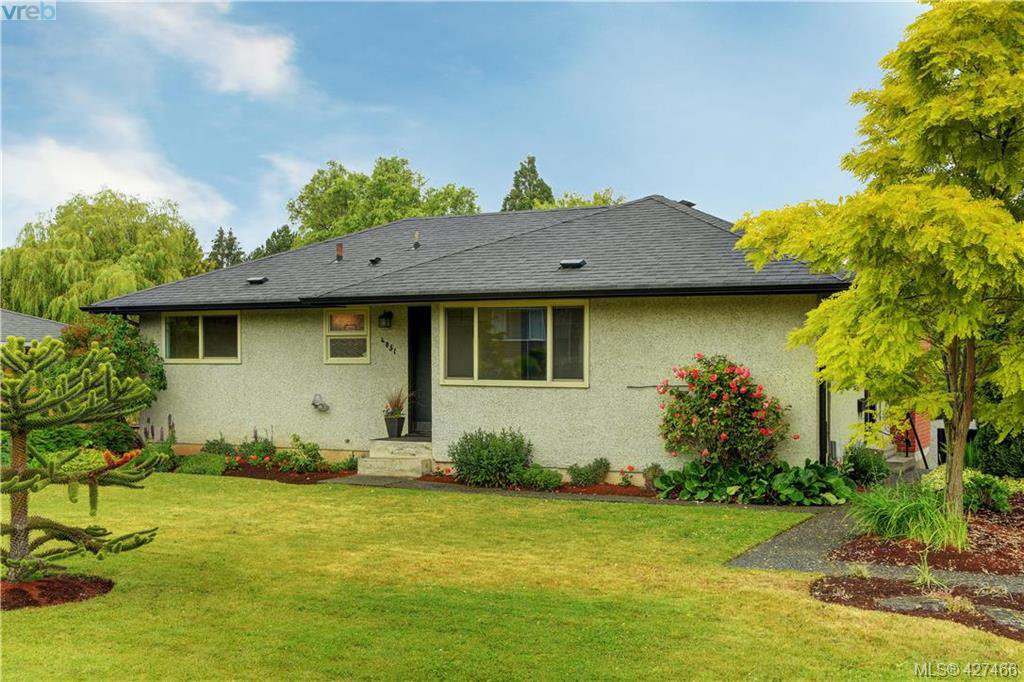 Main Photo: 4051 Hodgson Place in VICTORIA: SE Lake Hill Single Family Detached for sale (Saanich East)  : MLS®# 427466