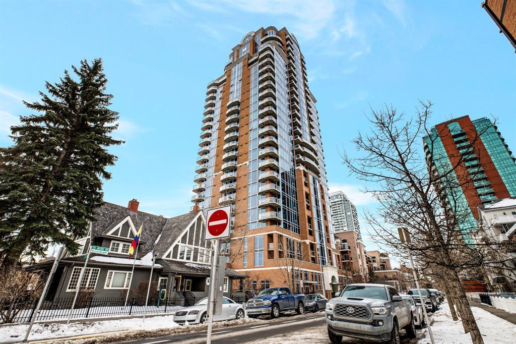 Main Photo: 808 817 15 Avenue in Calgary: Beltline Apartment for sale : MLS®# A1058133