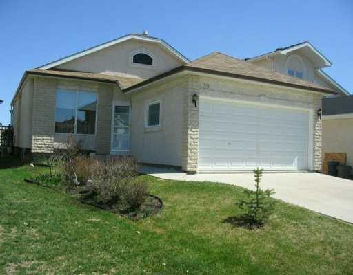 Photo 1: Photos: 39 INVERMERE Street in WINNIPEG: Fort Garry / Whyte Ridge / St Norbert Single Family Detached for sale (South Winnipeg)  : MLS®# 2706945
