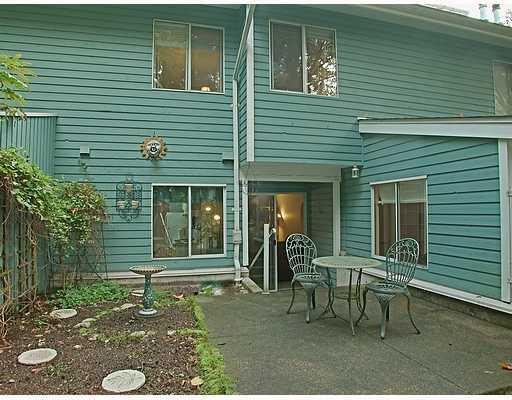 """Main Photo: 4 1240 FALCON Drive in Coquitlam: Upper Eagle Ridge Townhouse for sale in """"FALCON RIDGE"""" : MLS®# V672104"""