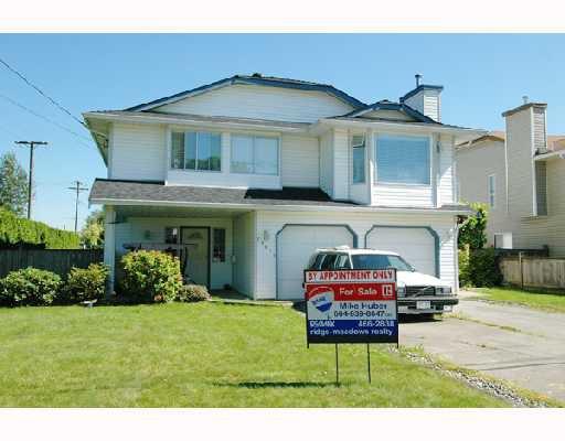 Main Photo: 20094 WANSTEAD Street in Maple_Ridge: Southwest Maple Ridge House for sale (Maple Ridge)  : MLS®# V682864