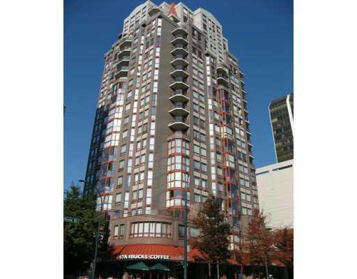 "Main Photo: 1401 811 HELMCKEN Street in Vancouver: Downtown VW Condo for sale in ""IMPERIAL TOWERS"" (Vancouver West)  : MLS®# V700489"