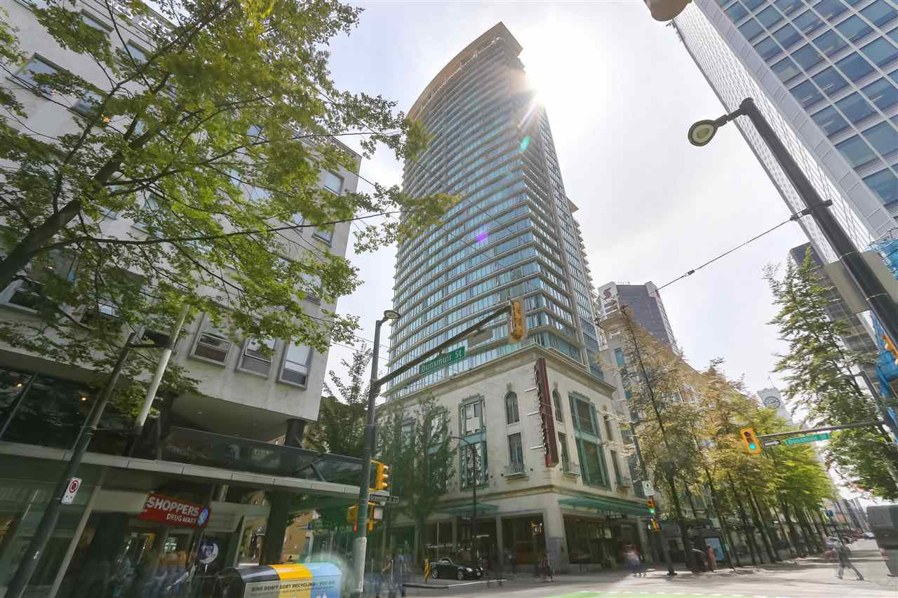 """Main Photo: 2701 610 GRANVILLE Street in Vancouver: Downtown VW Condo for sale in """"The Hudson"""" (Vancouver West)  : MLS®# R2394144"""
