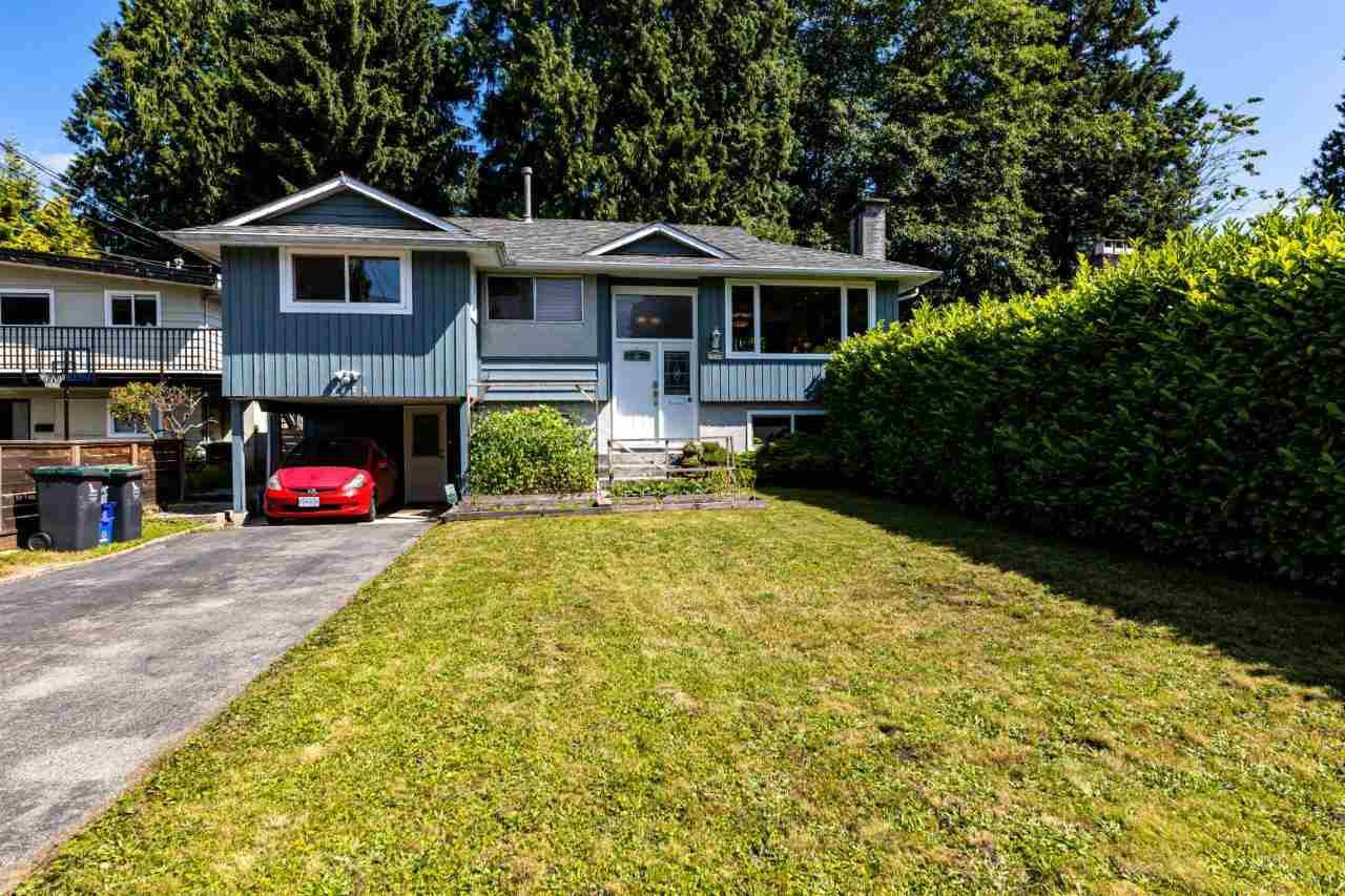 Main Photo: 1576 WESTOVER Road in North Vancouver: Lynn Valley House for sale : MLS®# R2470569