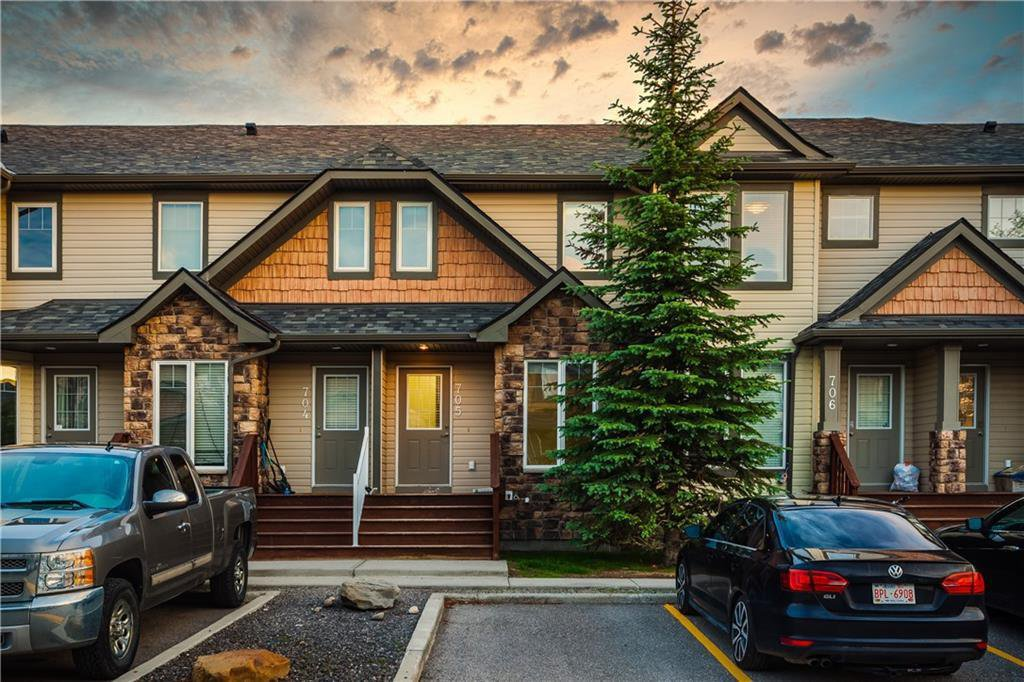 Main Photo: 705 2445 KINGSLAND Road SE: Airdrie Row/Townhouse for sale : MLS®# C4306186