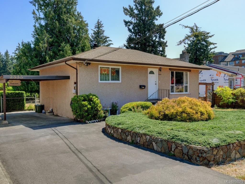 Main Photo: 2333 Belair Rd in : La Thetis Heights Single Family Detached for sale (Langford)  : MLS®# 850570