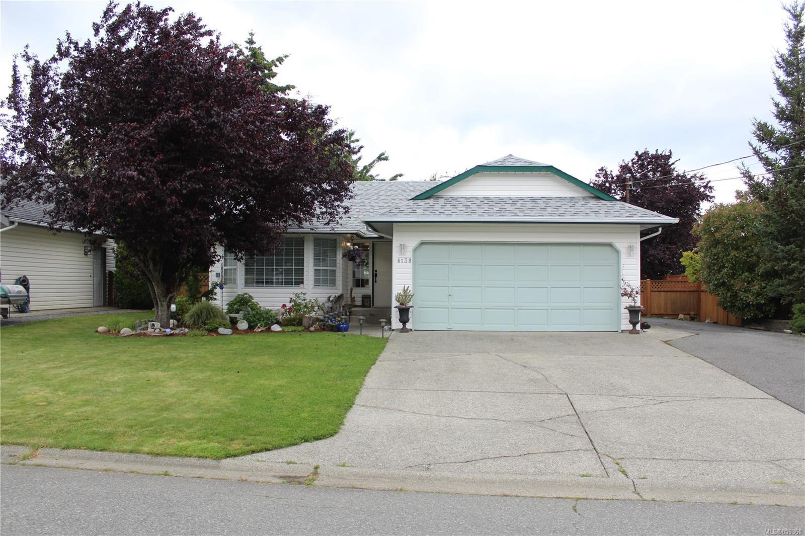 Main Photo: 6139 Kirsten Dr in : Na North Nanaimo House for sale (Nanaimo)  : MLS®# 859368