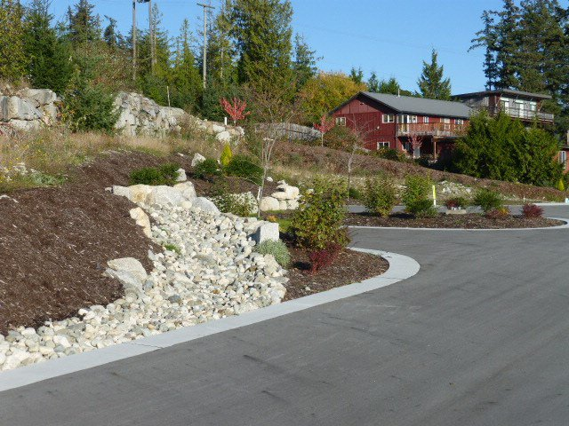 Photo 2: Photos: LOT B BARNACLE Place in Sechelt: Sechelt District Land for sale (Sunshine Coast)  : MLS®# R2515549