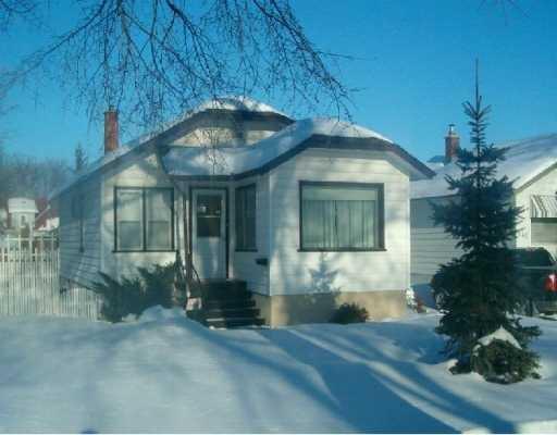 Main Photo: 267 MUNROE Avenue in Winnipeg: East Kildonan Single Family Detached for sale (North East Winnipeg)  : MLS®# 2701402