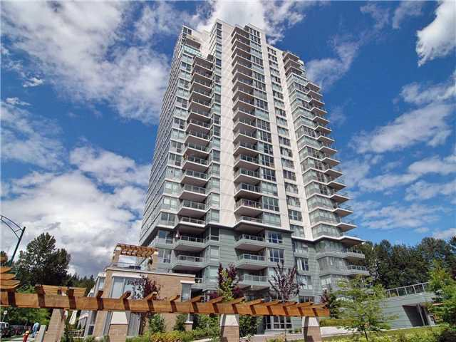 """Main Photo: # 801 290 NEWPORT DR in Port Moody: North Shore Pt Moody Condo for sale in """"THE SENTINAL"""" : MLS®# V855050"""