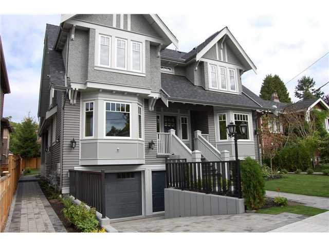 Main Photo: 2517 W 7TH AV in Vancouver: Kitsilano Condo for sale (Vancouver West)  : MLS®# V856179