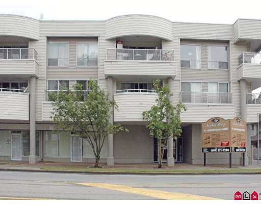 "Main Photo: 313 13771 72A Avenue in Surrey: East Newton Condo for sale in ""Newton Plaza"" : MLS®# F2718775"