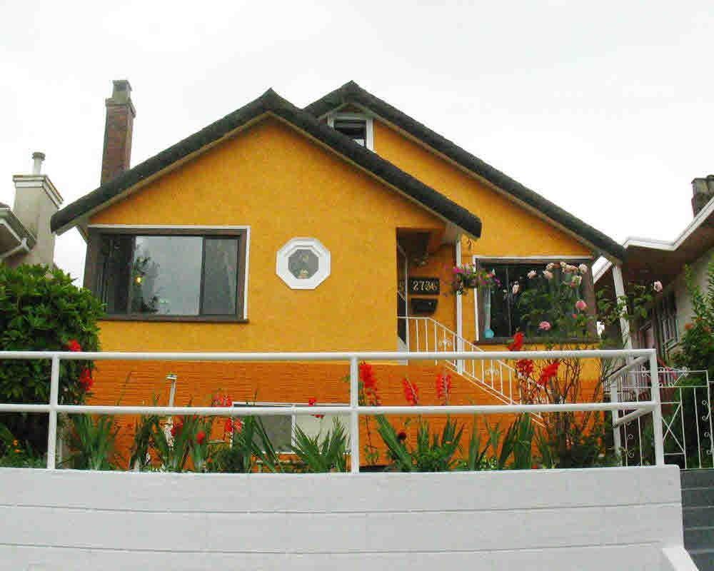 Main Photo: 2736 FRANKLIN STREET in : Hastings Sunrise House for sale : MLS®# V664298