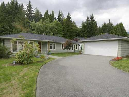 Main Photo: 4227 LIONS Ave in North Vancouver: Home for sale : MLS®# V860049