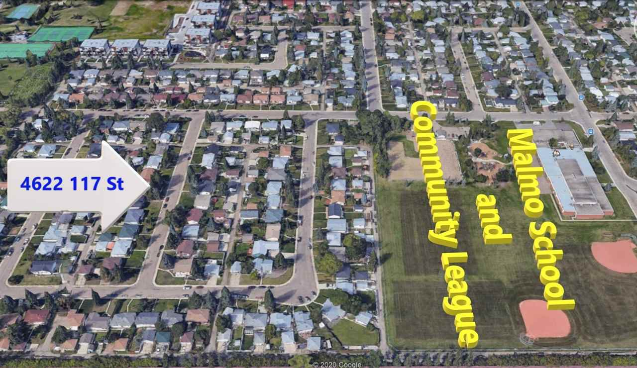 Main Photo: 4622 117 Street in Edmonton: Zone 15 Vacant Lot for sale : MLS®# E4199175