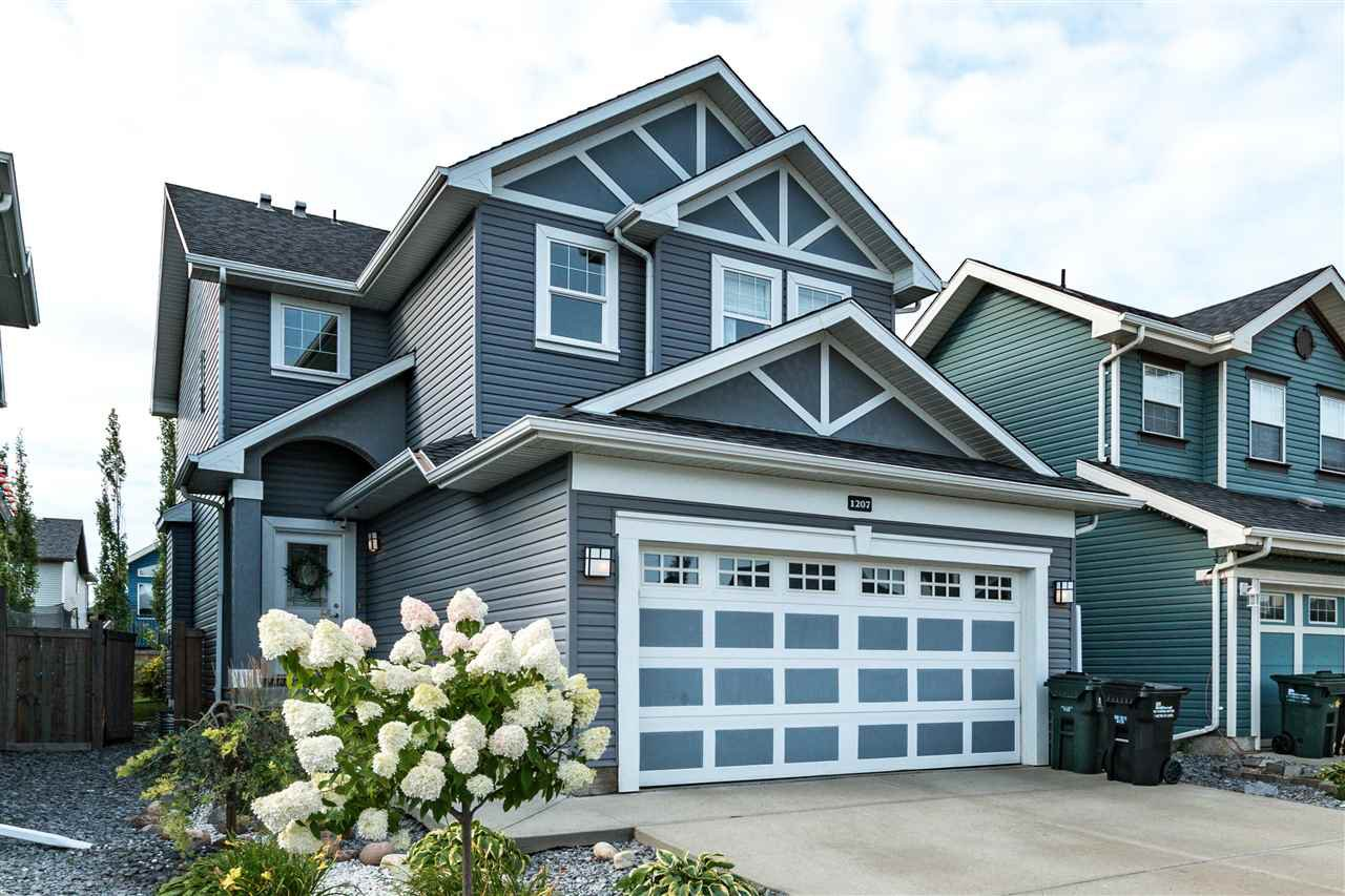 Main Photo: 1207 Appleton Close: Sherwood Park House for sale : MLS®# E4213312