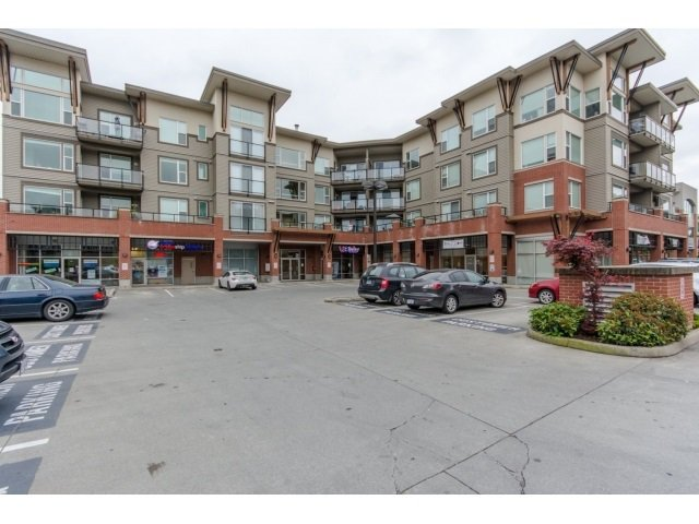 "Main Photo: 414 1975 MCCALLUM Road in Abbotsford: Central Abbotsford Condo for sale in ""The Crossing"" : MLS®# R2507687"