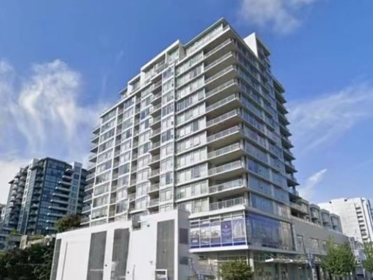 Main Photo: 1111 8068 WESTMINSTER Highway in Richmond: Brighouse Condo for sale : MLS®# R2514780