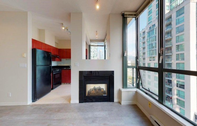 Main Photo: 1507 1239 W GEORGIA STREET in Vancouver: Coal Harbour Condo for sale (Vancouver West)  : MLS®# R2482519
