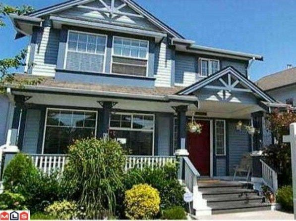"""Main Photo: 18469 65TH AV in Surrey: Cloverdale BC House for sale in """"CLOVER VALLEY STATION"""" (Cloverdale)  : MLS®# F1028548"""