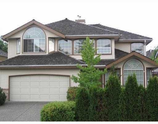 Main Photo: 2630 FORTRESS DR in Port Coquitlam: House for sale : MLS®# V766583
