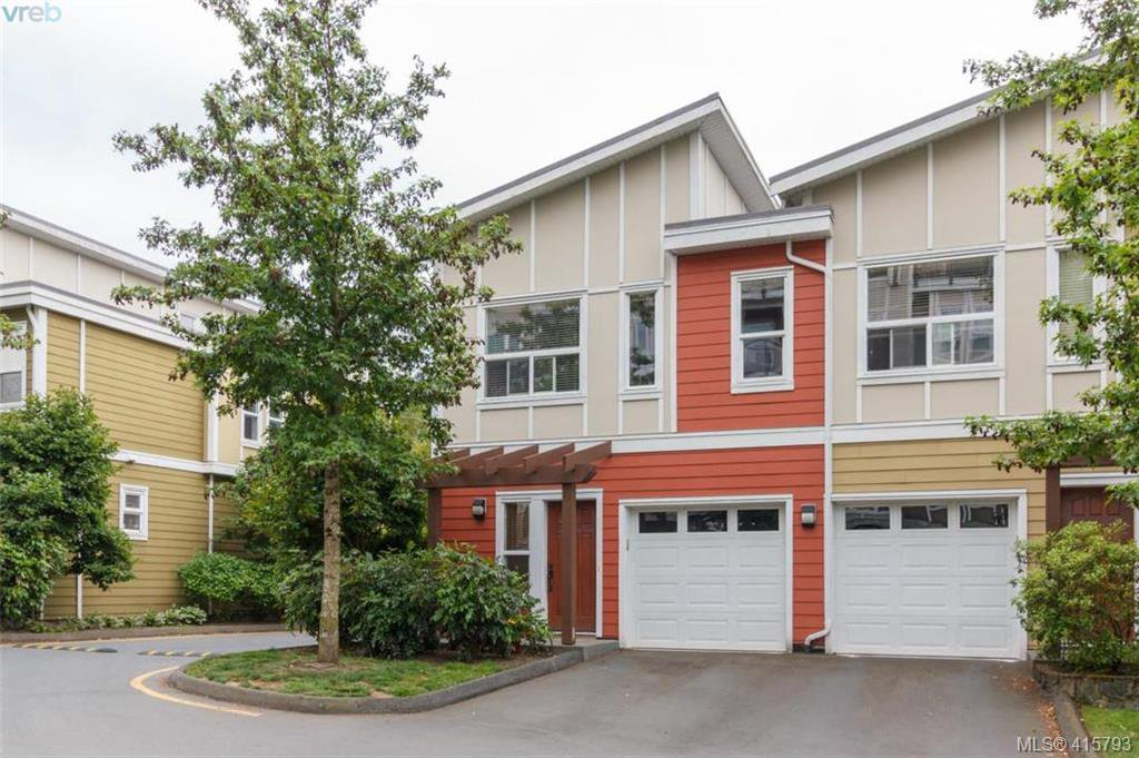 Main Photo: 868 Brock Ave in VICTORIA: La Langford Proper Row/Townhouse for sale (Langford)  : MLS®# 824757