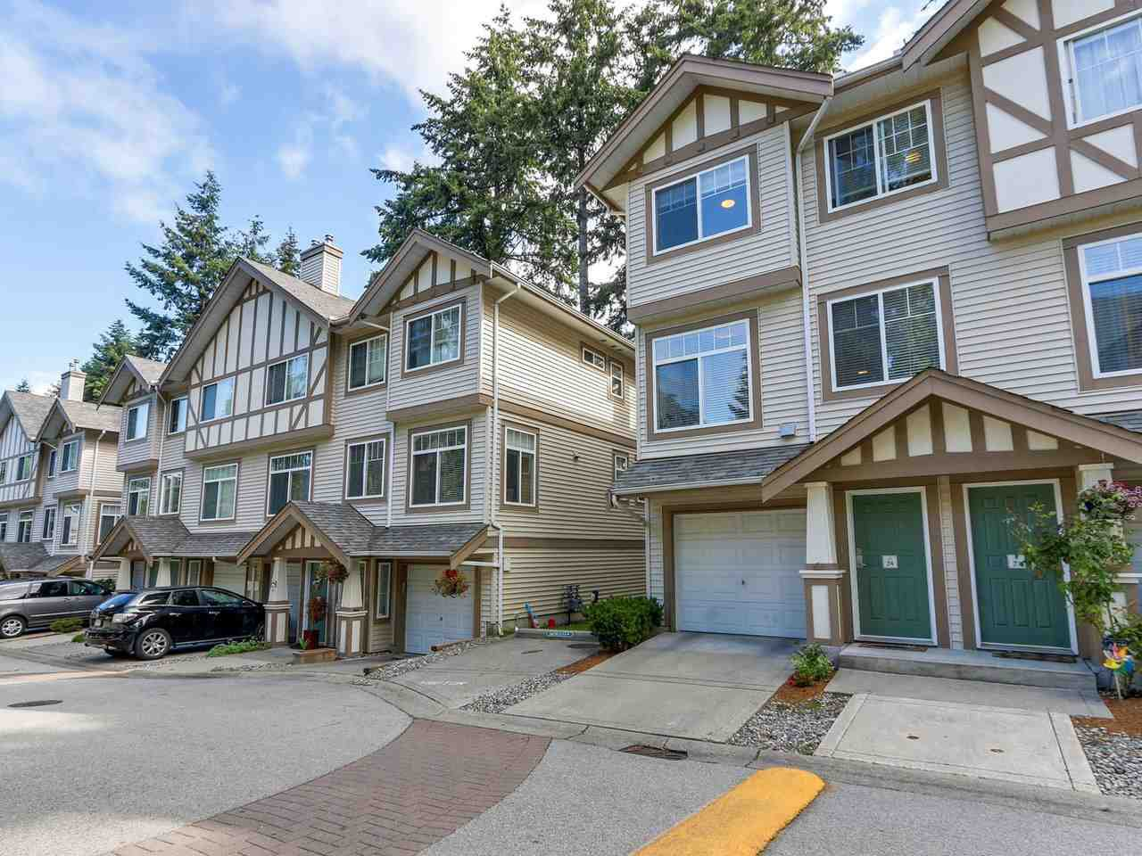 Main Photo: 24 2678 KING GEORGE Boulevard in Surrey: King George Corridor Townhouse for sale (South Surrey White Rock)  : MLS®# R2409024