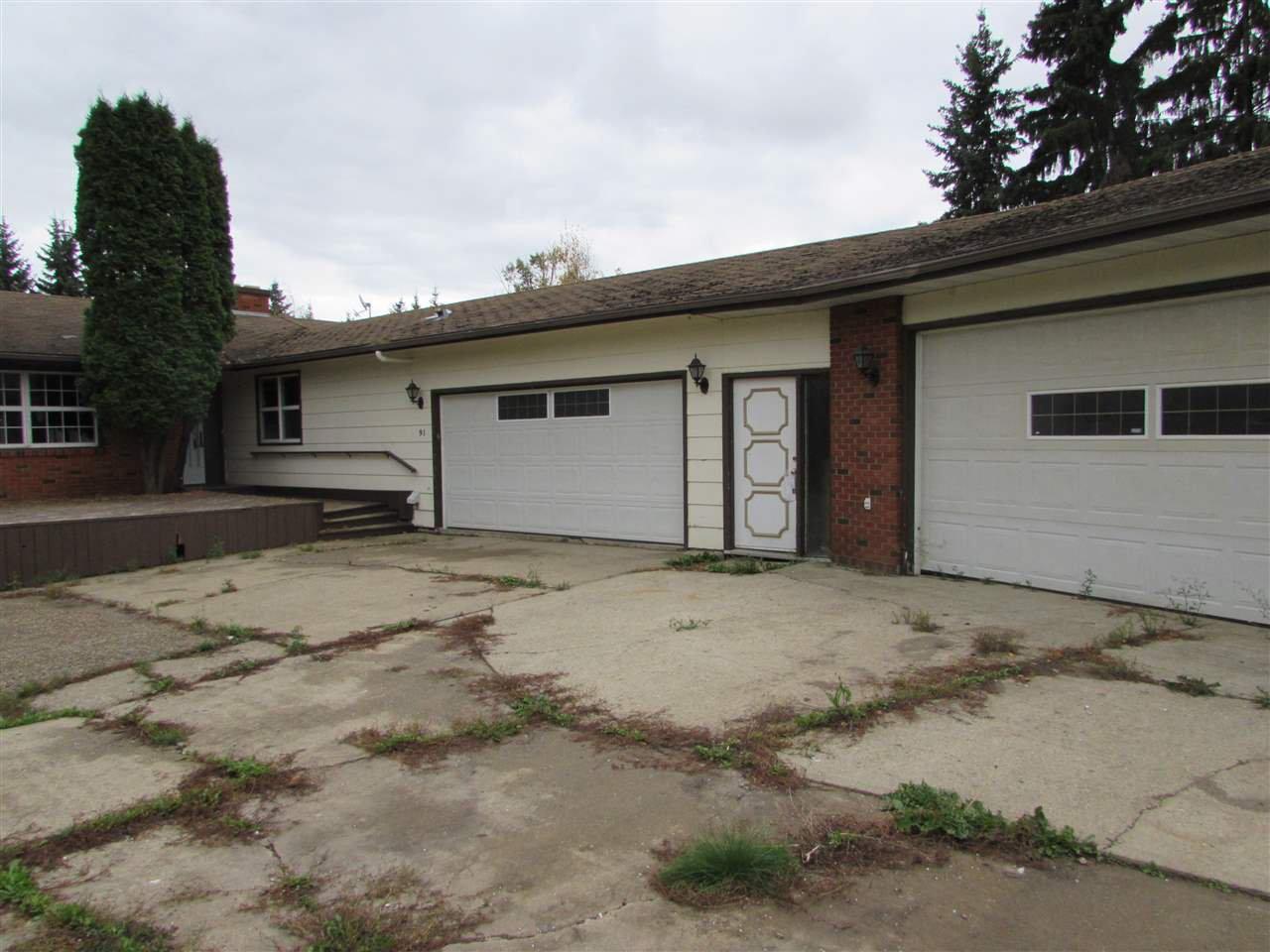 Main Photo: 91 SHULTZ Crescent: Rural Sturgeon County House for sale : MLS®# E4175419