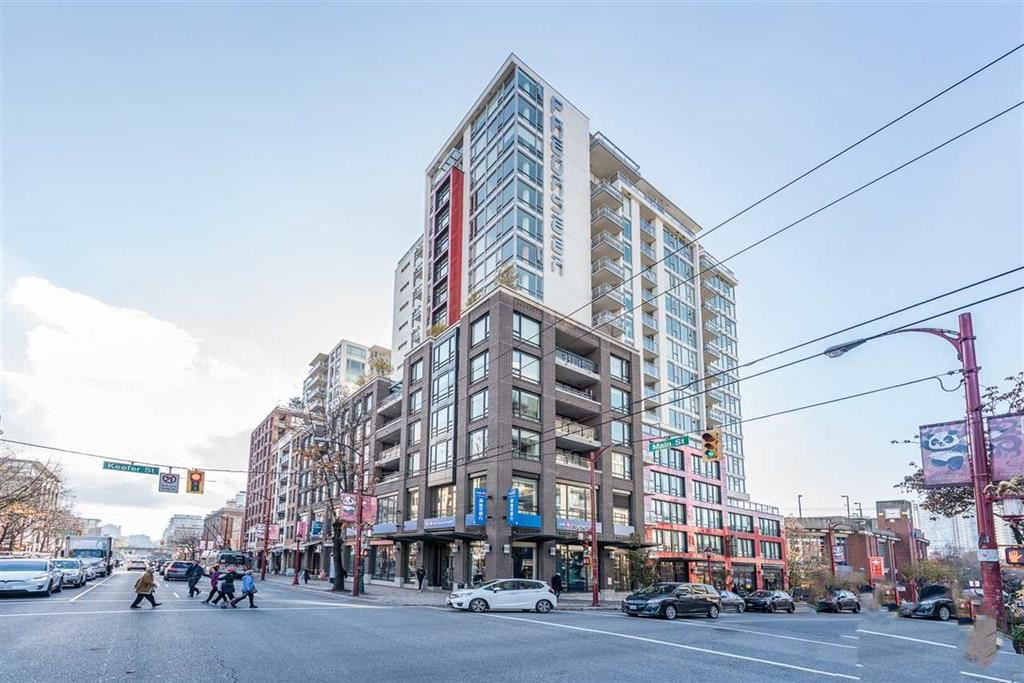 """Main Photo: 1103 188 KEEFER Street in Vancouver: Downtown VE Condo for sale in """"188 KEEFER BY WESTBANK"""" (Vancouver East)  : MLS®# R2422671"""