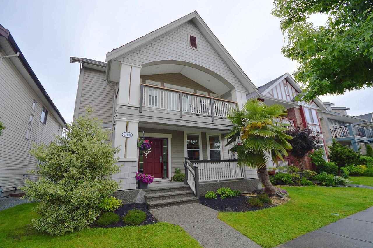 Main Photo: 11138 CALLAGHAN Close in Pitt Meadows: South Meadows House for sale : MLS®# R2461739