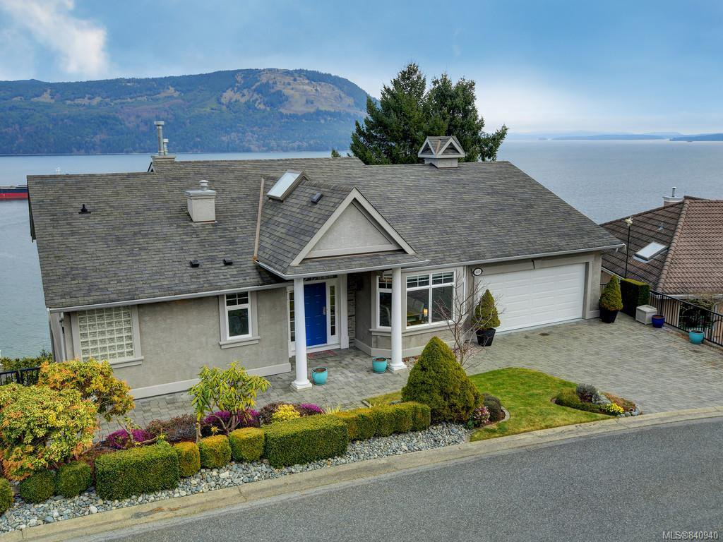 Main Photo: 465 Seaview Way in Cobble Hill: ML Cobble Hill House for sale (Malahat & Area)  : MLS®# 840940