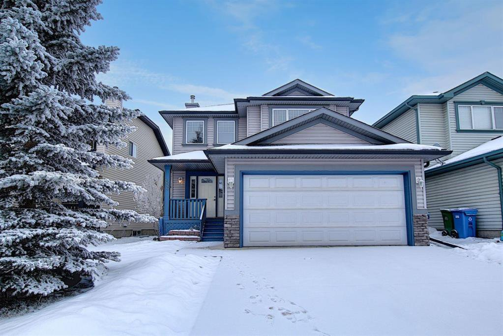 Main Photo: 206 Citadel Estates Heights NW in Calgary: Citadel Detached for sale : MLS®# A1050417
