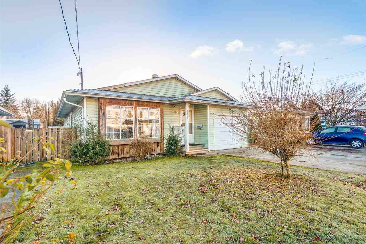 Main Photo: 9520 CARROLL Street in Chilliwack: Chilliwack N Yale-Well House for sale : MLS®# R2520952